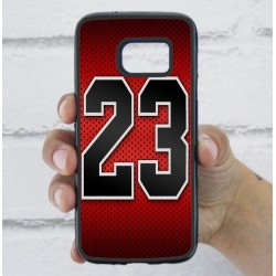 Funda Galaxy S7 michael jordan 23