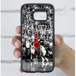 Funda Galaxy S7 michael jordan