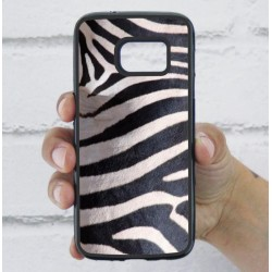 Funda Galaxy S7 animal print estampado cebra