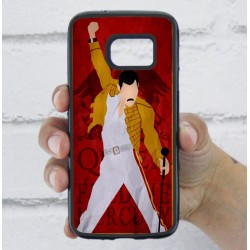 Funda Galaxy S7 freddie mercury queen