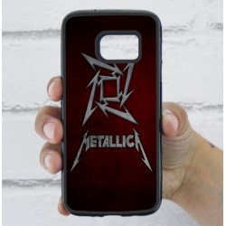 Funda Galaxy S7 metallica