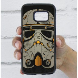 Funda Galaxy S7 stormtrooper casco star wars