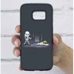 Funda Galaxy S7 star wars stormtroopers