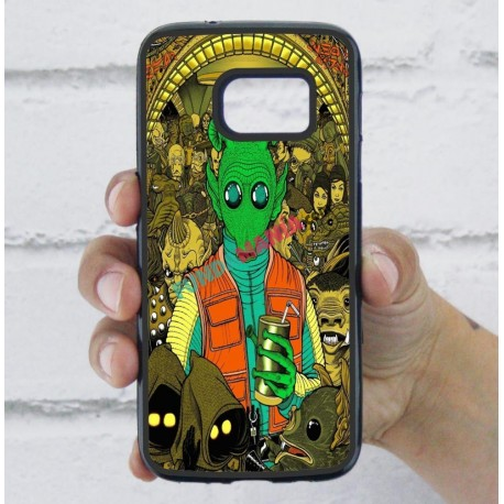 Funda Galaxy S7 mos eisley star wars