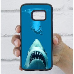 Funda Galaxy S7 tiburon