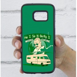 Funda Galaxy S7 breaking bad autocaravana