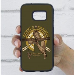 Funda Galaxy S7 daryl ballesta