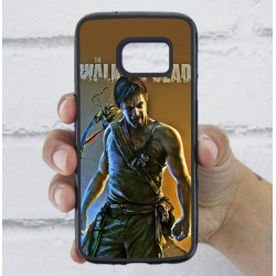 Funda Galaxy S7 the walking dead daryl