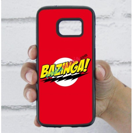 Funda Galaxy S7 the big bang theory bazinga