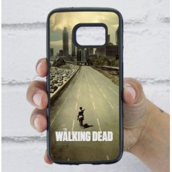 Funda Galaxy S7 the walking dead intro