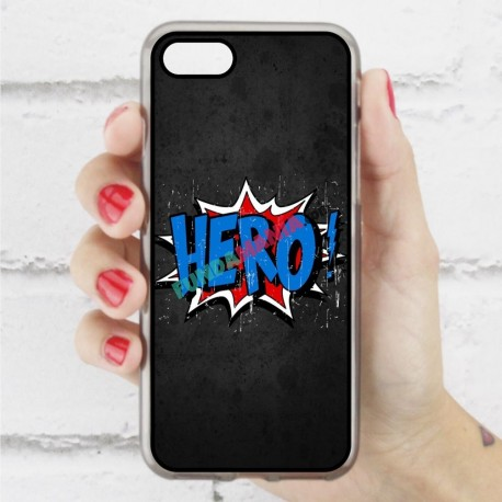 Funda Iphone 7 cómic hero