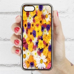 Funda Iphone 7 estampada con margaritas