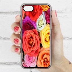 Funda Iphone 7 estampada con rosas