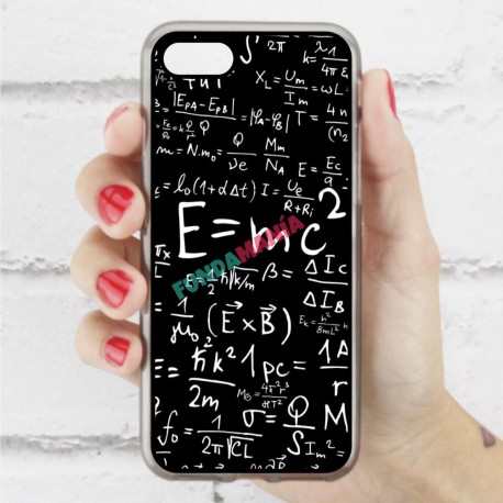Funda Iphone 7 fórmula einstein