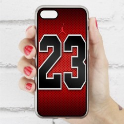Funda Iphone 7 michael jordan 23