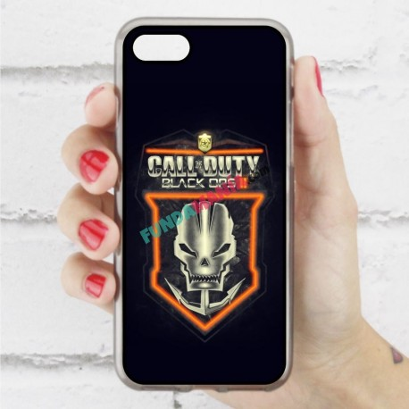 Funda Iphone 7 call of duty black ops 2