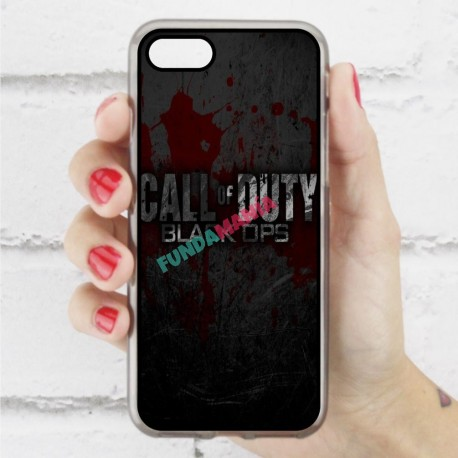 Funda Iphone 7 call of duty black ops