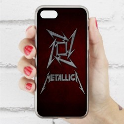 Funda Iphone 7 metallica