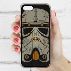Funda Iphone 7 casco stormtrooper