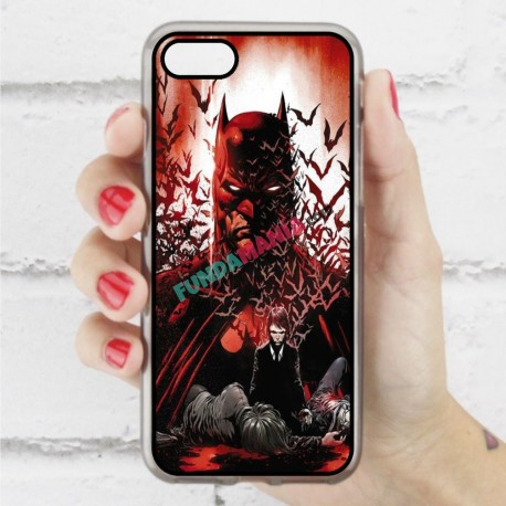 Funda Iphone 7 cómic batman
