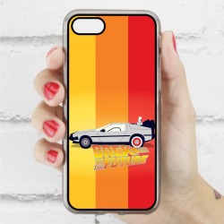 Funda Iphone 7 delorean