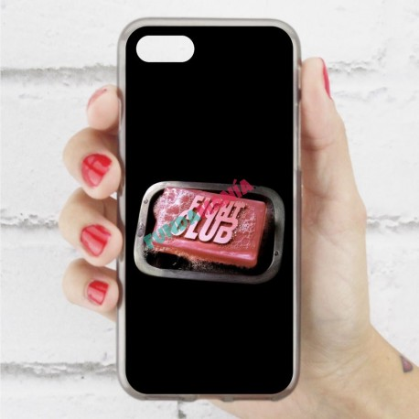Funda Iphone 7 el club de la lucha