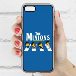 Funda Iphone 7 minions beatles