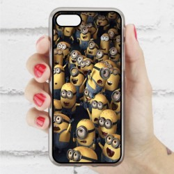 Funda Iphone 7 minions concierto