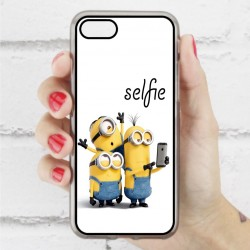 Funda Iphone 7 minions selfie
