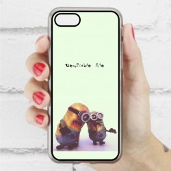 Funda Iphone 7 minions the walking dead
