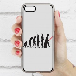 Funda Iphone 7 star wars evolution