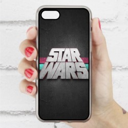Funda Iphone 7 star wars logo