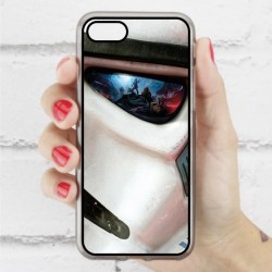 Funda Iphone 7 star wars ojo stormtrooper