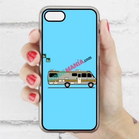 Funda Iphone 7 breaking bad autocaravana