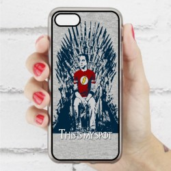 Funda Iphone 7 sheldon trono de hierro