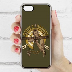 Funda Iphone 7 the walking dead daryl ballesta