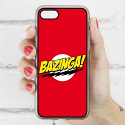 Funda Iphone 7 the big bang theory bazinga