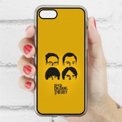 Funda Iphone 7 the big bang theory beatles