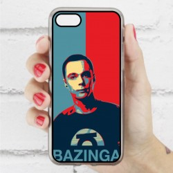 Funda Iphone 7 the big bang theory sheldon bazinga