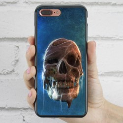 Funda iPhone 7 Plus Calavera pirata