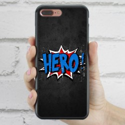 Funda iPhone 7 Plus Cómic hero