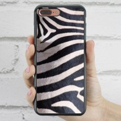 Funda iPhone 7 Plus estampada piel de cebra