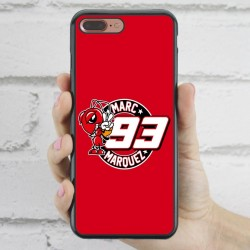 Funda iPhone 7 Plus Marc Márquez mascota