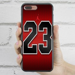 Funda iPhone 7 Plus Michael Jordan 23