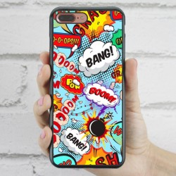 Funda iPhone 7 Plus Onomatopeyas cómic