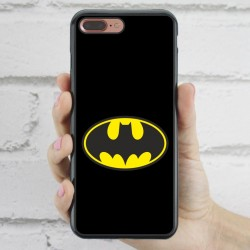 Funda iPhone 7 Plus Batman logo