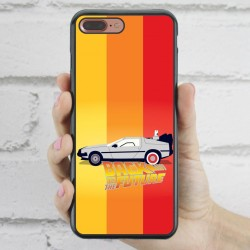 Funda iPhone 7 Plus Delorean