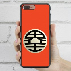 Funda iPhone 7 Plus Logo escuela Goku