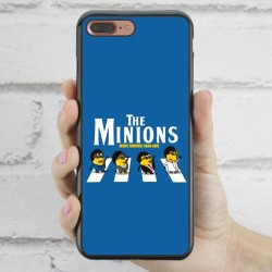 Funda iPhone 7 Plus Minions Beatles