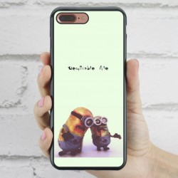 Funda iPhone 7 Plus Minions The Walking Dead